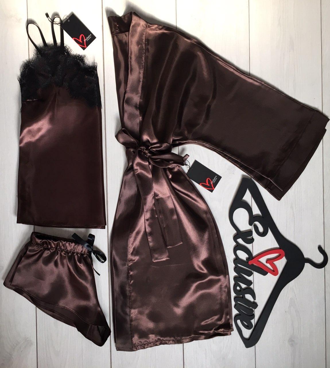 Женская одежда для сна и дома-комплект.