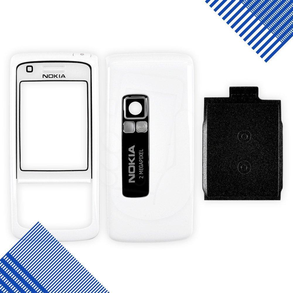 Панели Nokia 6288, цвет белый