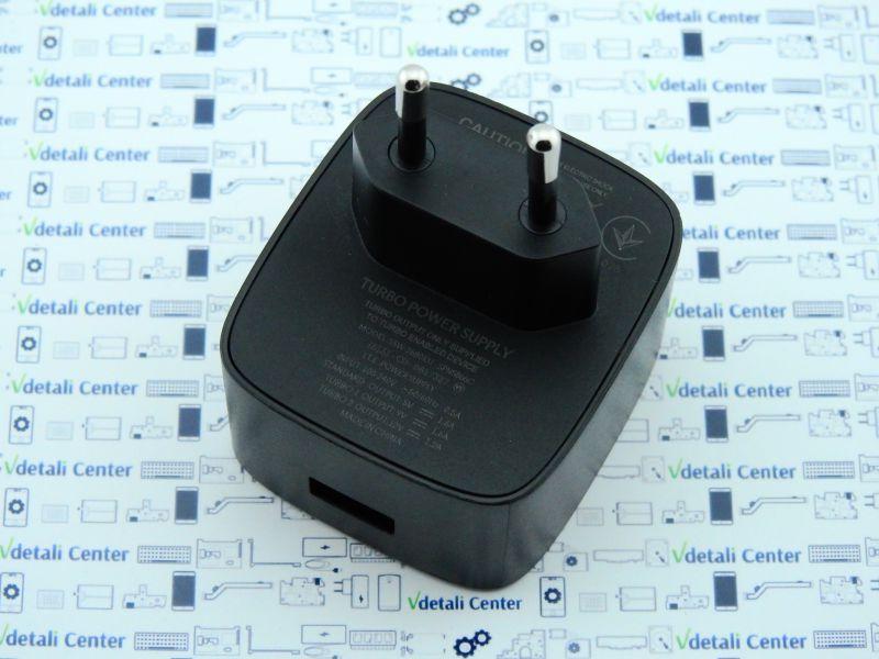 Блок питания Motorola Turbo Power 15W Оригинал с разборки