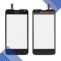 Тачскрин LG D285 L65 Dual Sim, цвет черный