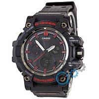 Наручные мужские часы Casio G-Shock MTG-G1000 Black-Red