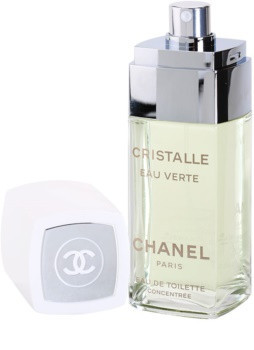 Chanel Cristalle Eau Verte туалетная вода 100 ml. (Шанель Кристалл Еау Верт)