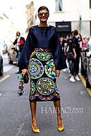 Женский костюм Versace реплика