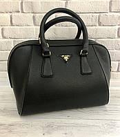 Элегантная женская сумка с логотипом Prada, фото 1