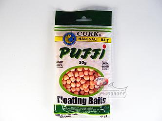 Прикормка CUKK Puffi со вкусом чеснока крупного размера 30г