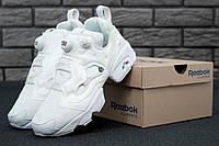 Женские кроссовки Reebok Insta Pump Fury White