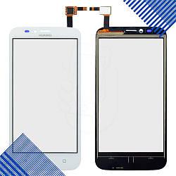 Тачскрин Huawei Y625 Ascend, цвет белый