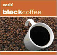 Coffee Black - Чорна кава аерозоль (черный кофе аэрозоль) oasis Gourmet Line