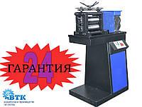 Вальцы ювелирные механические ВМС-100-ВПр