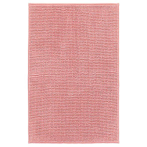ТОФТБУ Килимок для ванної, рожевий, 50х80, 40422258, IKEA, ІКЕА, TOFTBO, фото 2