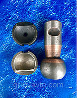 Палец рулевой тяги продольной ЗИЛ-130 /ремкомплект палец+2 сухаря/ 120-3003000