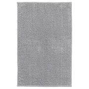 ТОФТБУ Килимок для ванної, сіро-білий меланж, 50х80, 90422251, IKEA, ІКЕА, TOFTBO