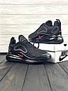 Кроссовки мужские черные Nike Air Max 720 Размер: 41-45, фото 2
