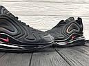 Кроссовки мужские черные Nike Air Max 720 Размер: 41-45, фото 6