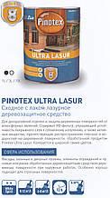 Pinotex Ultra 10л - атомосферостойкое деревозащитное средство