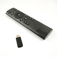Пульт/мышь гироскопическая (Airmouse) Q5-M с микрофоном, 2.4G, Box