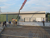 Рекомендации специалистов ООО «Торговый дом «ЭЛЬБА» по уходу за уложенным бетоном