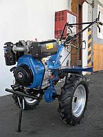 Мотоблок дизельный Кентавр МБ 2090Д