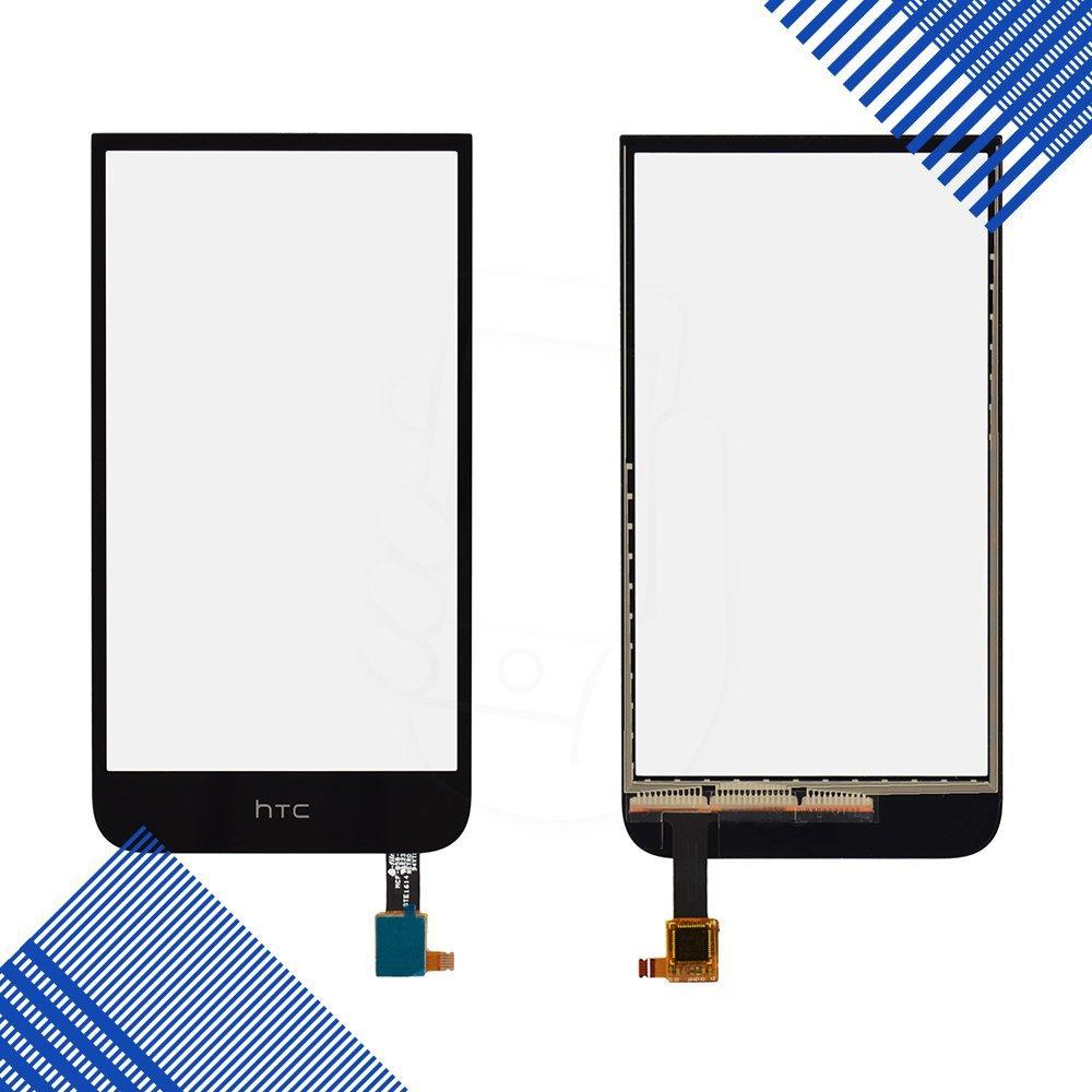 Тачскрин HTC Desire 616, цвет черный