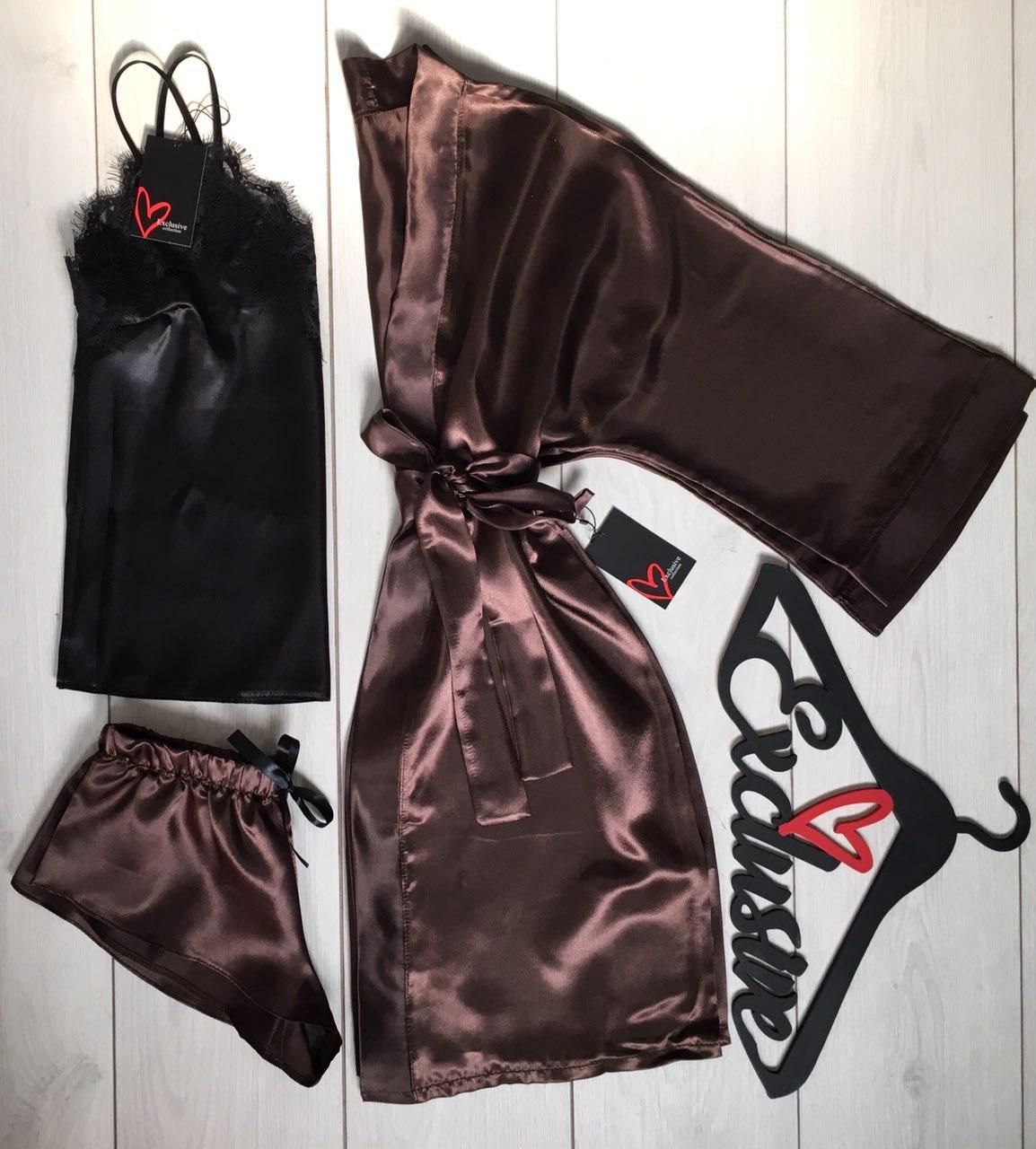 Одежда для сна и отдыха-комплект тройка .