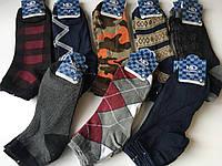 """Хлопковые носки для мужчин """"Короткие Спортивные носки"""" не маркие, миксы"""