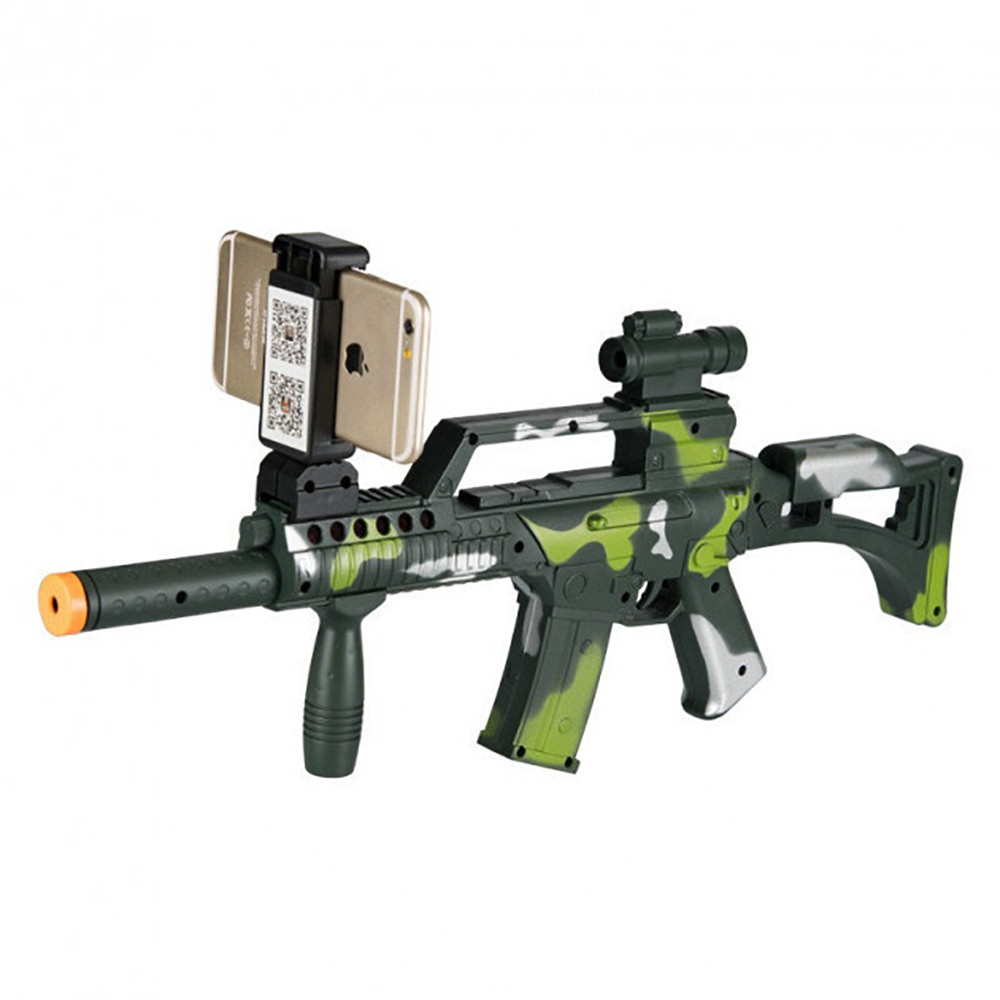 AR Game Gun - автомат дополненной реальности в Тюмени
