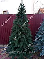 Литая елка Елитная 1.80м. зеленая
