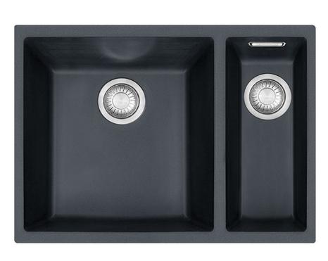 Мийка кухонна подвійна 9-054