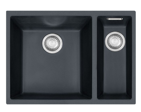 Мойка кухонная двойная 9-054
