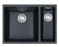 Мойка кухонная двойная 9-054, фото 1