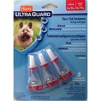 Капли Hartz Ultra Guard Drops 6-14 кг