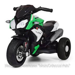 Детский электромотоцикл BAMBI  M 3991E-5, фото 2