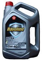 Моторное масло Havoline Ultra S SAE 5W-40, 4 л