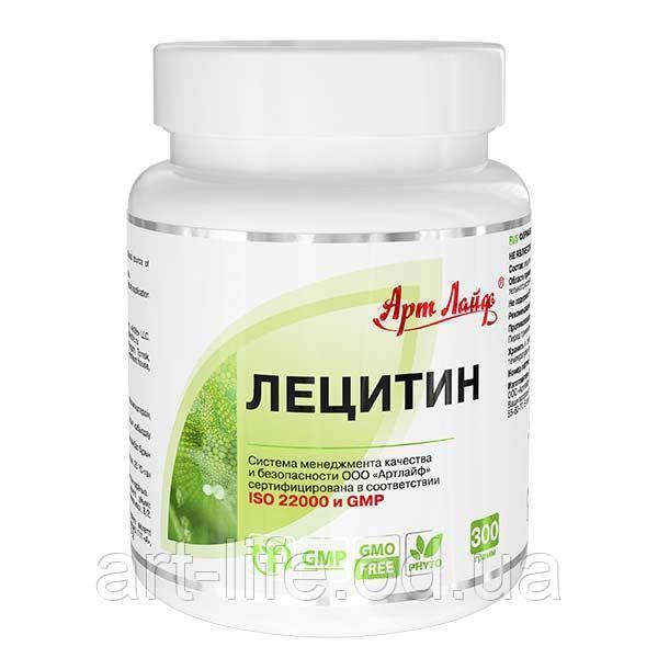 ЛЕЦИТИН (300 гр.) комплекс незаменимых фосфолипидов.