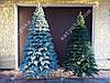 Литая елка Елитная 2.10м. голубая (Бесплатная курьерская доставка), фото 4