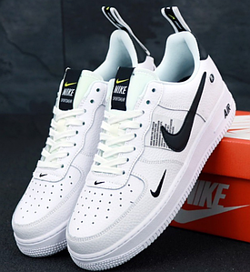 Мужские кроссовки Nike Air Force 1 Low White