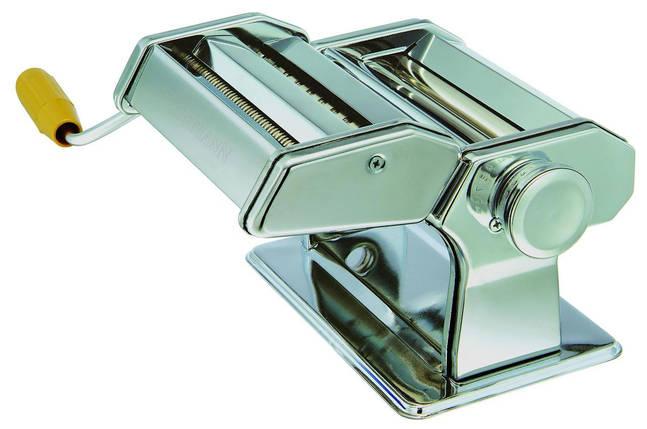 Лапшерезка Bohmann BH-7777 ручная тестораскатка-лапшерезка кухонная, фото 2