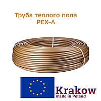Теплый пол KRAKOW PEX-A 16*2.0 мм. ПОЛЬША 400 метров.