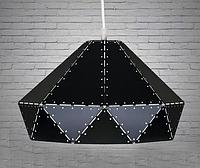 Светильник подвес Лофт Е27 черный - XD603-BK