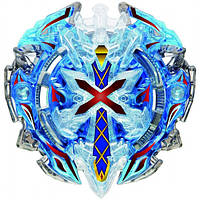 Волчок BEYBLADE Xeno Xcalibur. M.I. B-67 (Бейблейд Ксено Экскалиус Взрыв 4 сезон) с пусковым устройством, фото 1