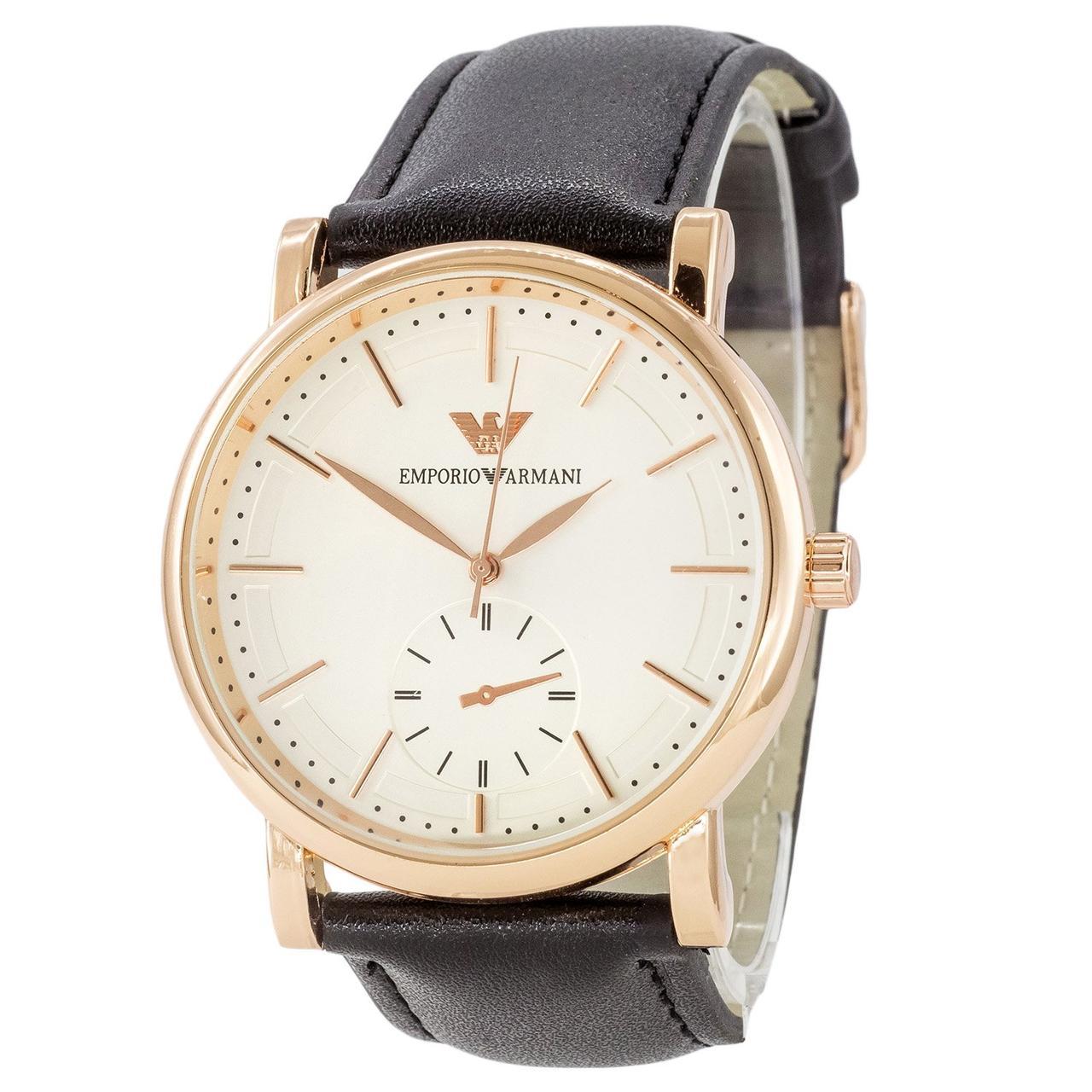 Наручные мужские часы Armani SSE-1001-0166