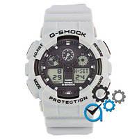 Наручные мужские часы Casio G-Shock GA-100 Grey
