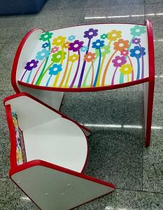 Детский стол и стул DoDo (СМ-2)