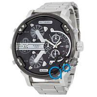 Наручные мужские часы Diesel DZ7314 Steel Silver-Black