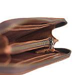 Кошелек клатч из натуральной винтажной кожи женский VS14, фото 3