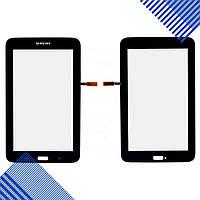 Тачскрин Samsung Tab 3 7.0 Lite T110, T115, цвет черный