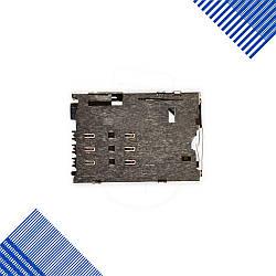Разъем сим карты Lenovo A3300