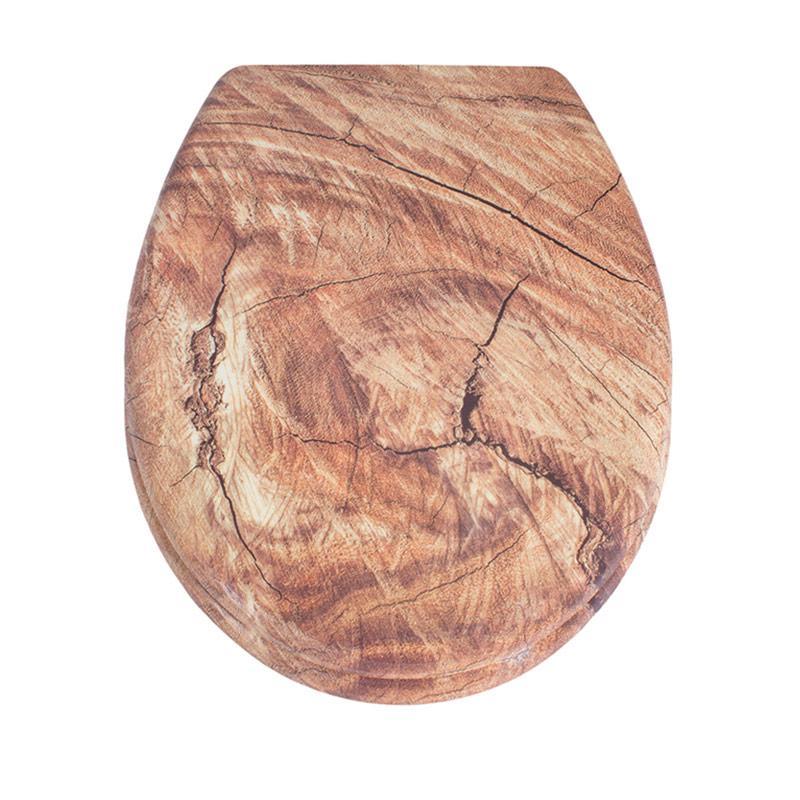 Крышка для унитаза с микролифтом Timber AWD02181489