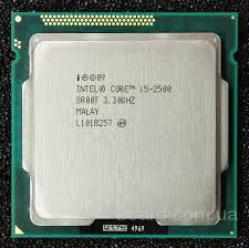 Процессор Intel Core i5-2500, 3.30GHz, s1155, tray