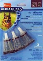 Капли Hartz Ultra Guard Drops более 28 кг